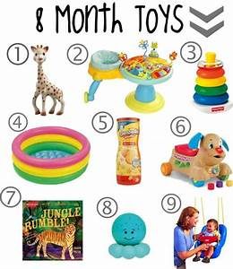 Spielzeug Baby 8 Monate : top toys for 7 8 month diy mama blog pinterest top toys baby toys and toy ~ Eleganceandgraceweddings.com Haus und Dekorationen