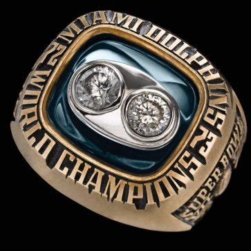 design   miami dolphins super bowl ring  phinsider