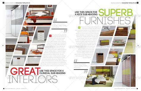 magazine template bundle indesign layout
