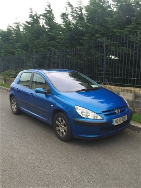 small peugeot cars for sale 2005 peugeot 307 for sale for sale in swords dublin from