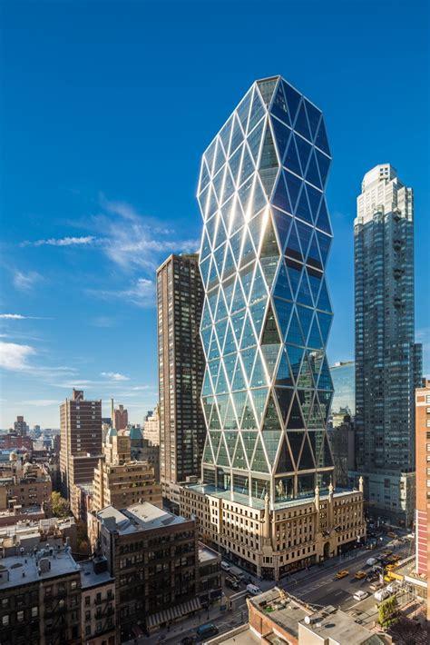 hearst tower  york building  architect