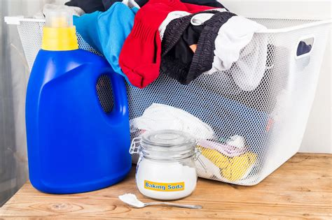 soda baking detergent rust clothes laundry stains vinegar cleaning clean remove alternatives uses pile dirty cleaner solutions stain remover cleaners