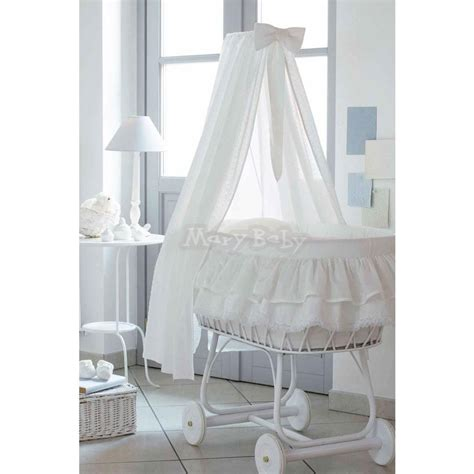 Culle In Vimini Rivestite by Rivestimento Cerca Con My Baby Cloths
