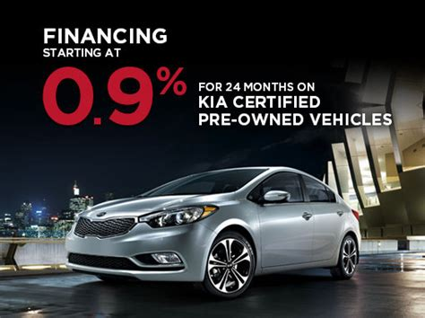 kia certified pre owned vehicles spinelli kia promotion