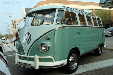 volkswagen microbus 1961 volkswagen microbus conceptcarz com