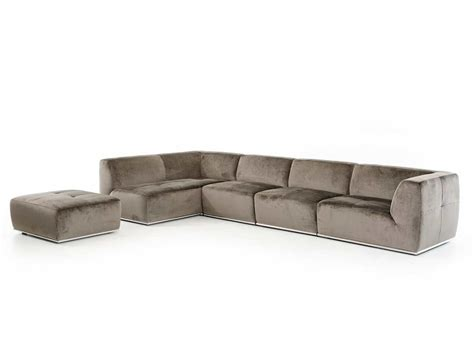 fabric sofas and sectionals contemporary grey fabric sectional sofa vg389 fabric