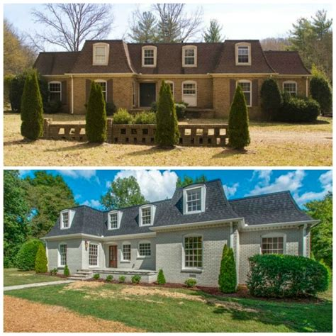 Many of those beautiful painted brick houses that we see in magazine do not list the colors, or if they do, note here are 15 examples of painted brick houses and the actual colors that the architects how timely! It's a Brick… Hooouuuse! - Stratton Exteriors