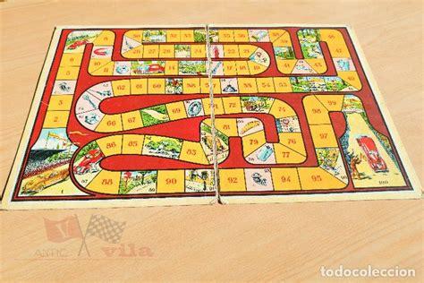 Regístrate en facebook y compite contra tus amigos con los juegos de carreras de autos de minijuegos.com. juego de mesa antiguo - carreras de coches - añ - Comprar ...