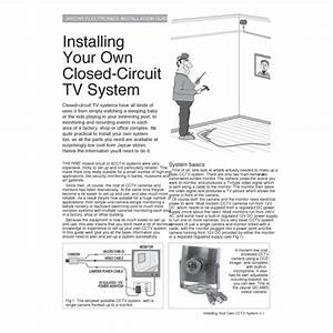 Cctv Camera Installation Guide Booklet