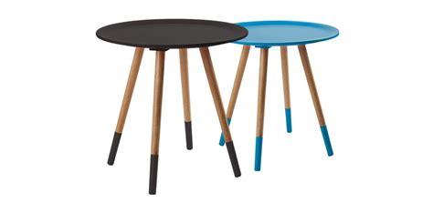 table de salon ronde commandez nos tables de salon rondes noires rdvd 233 co