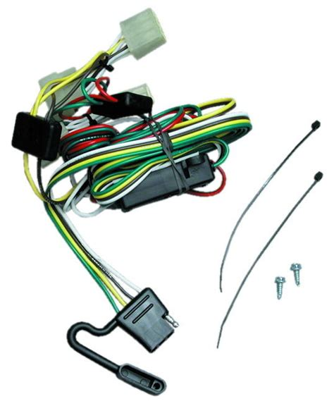 trailer hitch wiring kit   toyota tacoma