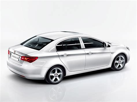 Car in pictures - car photo gallery » Roewe 350 2010 Photo 05
