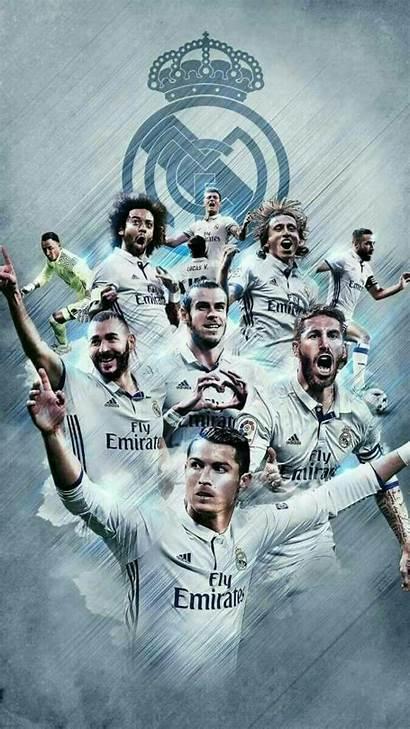Team Madrid Wallpapers Soccer Training