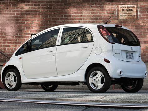 I Miev Mitsubishi by Mitsubishi Discontinues I Miev In The United States No