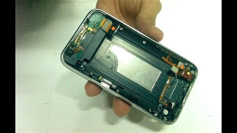 iphone ggs battery rear cover change youtube