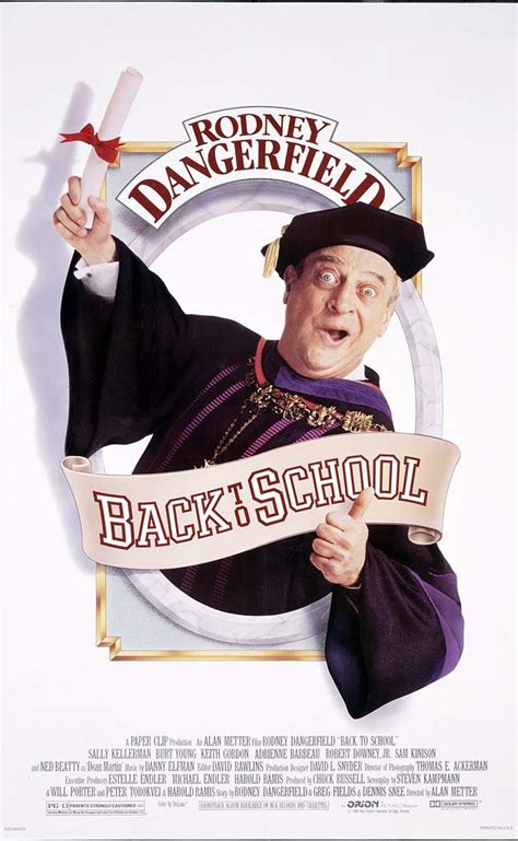 Back To School (1986) Imdb