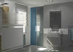 porte de placard coulissante sur mesure centimetrecom With porte d entrée alu avec meuble salle de bain gain de place