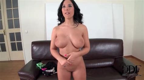Cute Naked Girl Has Gorgeous Big Round Boobs Big Tits Porn