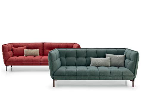 B Und B Sofa by Tufted Fabric Sofa Husk Sofa By B B Italia Design