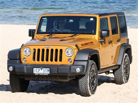 Jeep Wrangler Unlimited 2015 Wallpaper