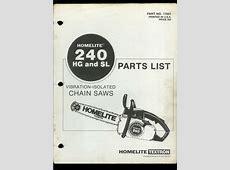 Homelite 240 Parts List   squash-onderhoud info