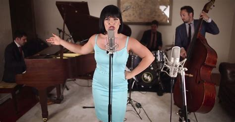 Taylor Swift's 'bad Blood' Gets Remade As A Swingin' Jazz Tune