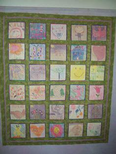 Coloring Quilt Blocks With Crayons by Fabric Marker Quilts Or Markers Are Great For Children