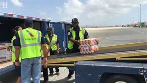 American Airlines evacuates hurricane survivors from St ...