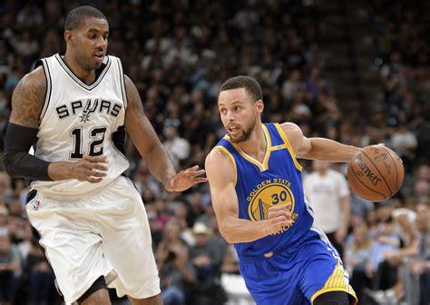 Golden State Warriors vs San Antonio Spurs: Western ...