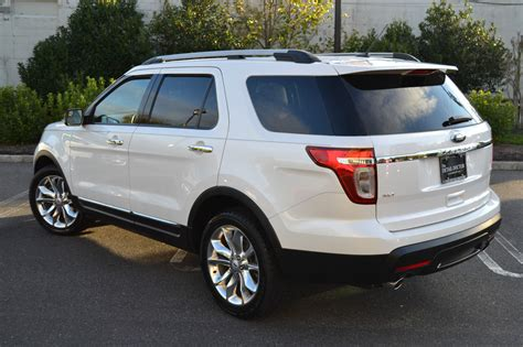 ford explorer  pre owned