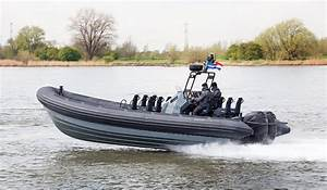 Rigid Hull Inflatable Boat 1050