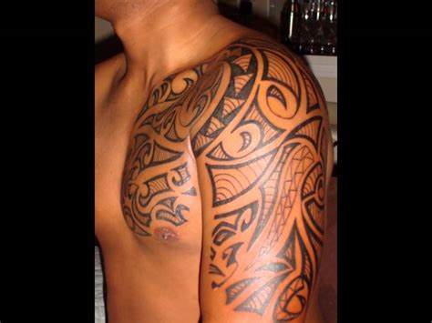 Tattoo Designs 2016 The Best Tribal Tattoo Designs For