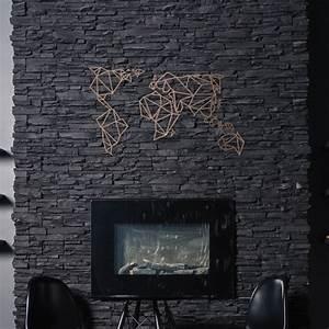 Carte Du Monde Deco Murale : d coration murale m tal carte du monde ~ Dailycaller-alerts.com Idées de Décoration