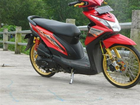 Modifikasi Motor Beat 2017 by Kumpulan 58 Modifikasi Motor Honda Beat Fi 2017 Terbaru