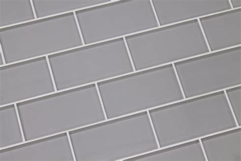 Of Pearl 3x6 Subway Tile by Pearl Gray 3x6 Glass Subway Tiles Kitchen Backsplash