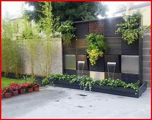 luxe decoration pour mur exterieur de jardin photos de With idee deco de jardin exterieur 1 deco mur exterieur jardin 51 belles idees 224 essayer
