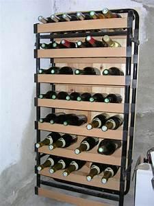 Casier à Bouteilles : casier bouteille pas cher ~ Teatrodelosmanantiales.com Idées de Décoration