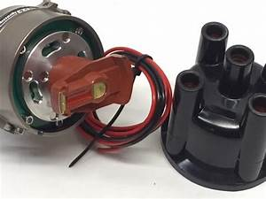 Mgb Electronic Distributor W  Vac Advance 123  U2014 Abingdon Spares