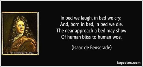 In Bed We Laugh, In Bed We Cry; And, Born In Bed, In Bed