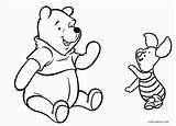 Pooh Winnie Coloring Characters Nook Template Printable Cool2bkids Sketchite Templates sketch template