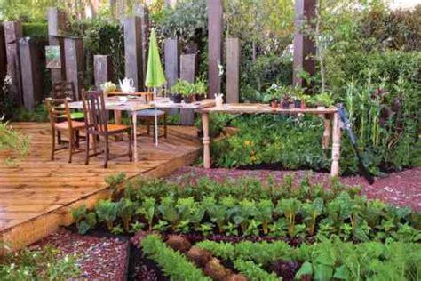 Easy Kitchen Garden, Step By Step  Organic Gardening