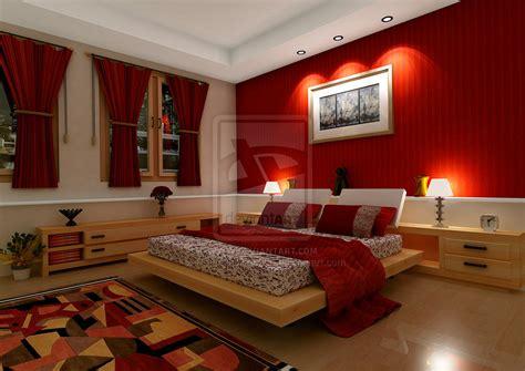 red theme bedroom by prabhjotsingh333 on deviantart