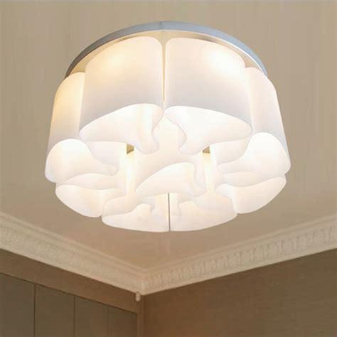 r brief glass ceiling light clouds white glasses