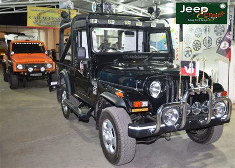 Jeep Modification by Election Jeep Modification Mahindra Thar Bolero