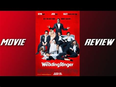 the wedding ringer movie review youtube