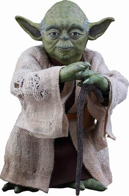 Yoda Wars Star Toys Figure Sideshow Collectibles