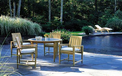 patio chair napa teak