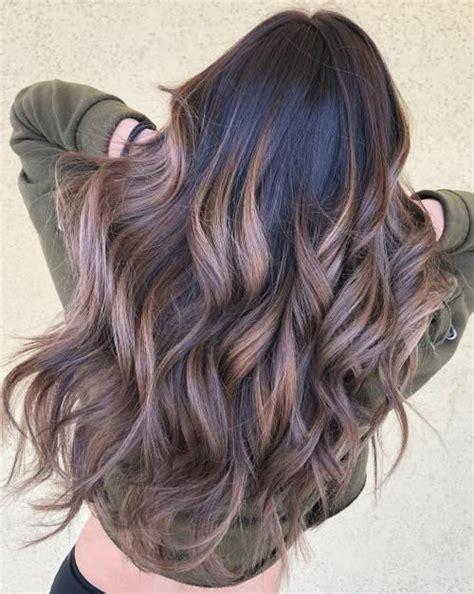 mushroom brown hair color ideas