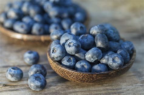 Blueberries Show Surprising Health Benefits