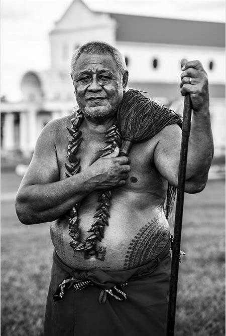 SAMOAN TATAU - Aaron Tait Photographer